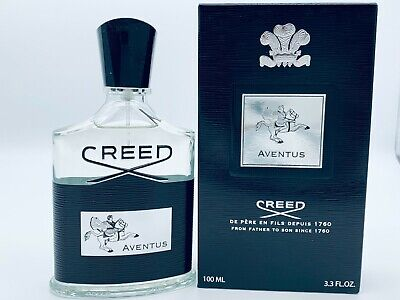 Creed Aventus 100ml / 3.3oz BATCH 20J01 Sealed Authentic & Fast from Finescents