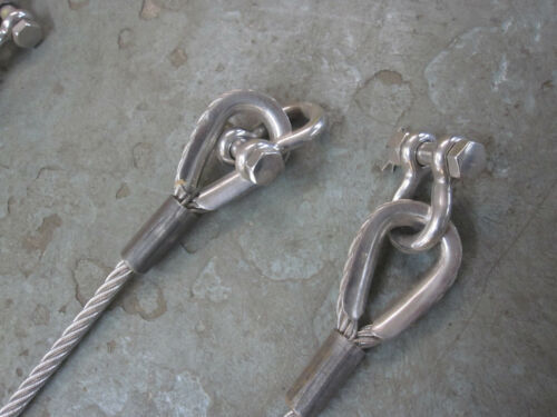 Stainless Steel Double leg 5