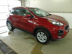 2017 Kia Sportage LX AWD, Heated Seats, Bluetooth