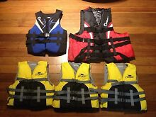 Life Vests - Family Pack Eatons Hill Pine Rivers Area Preview