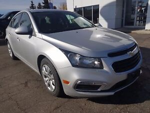 2016 Chevrolet Cruze Limited 1LT Back Up Camera, Cruise Control