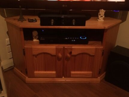 Timber Corner Tv Unit/Cabinet Birrong Bankstown Area Preview