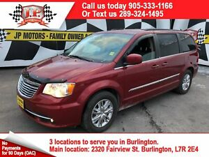 2014 Chrysler Town & Country Touring, Leather, Heated Seats, 86,