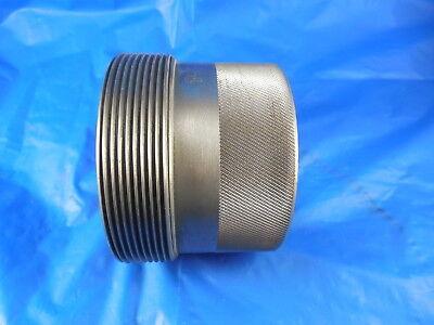 Shop Made 3 14 12 Thread Plug Gage 3.25 Machine Shop Inspection Tooling