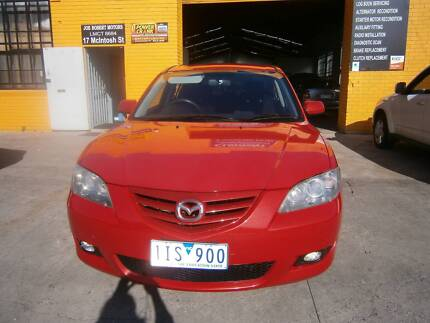 MAZDA 3 MAXX Auto Airport West Moonee Valley Preview