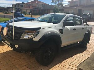 2014 Ford Ranger Ute Glenwood Blacktown Area Preview