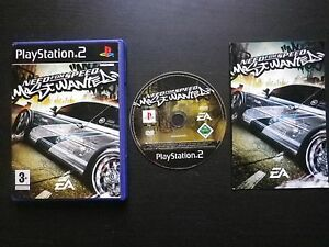 JEU-Sony-PLAYSTATION-2-PS2-NEED-FOR-SPEED-MOST-WANTED-complet-envoi-suivi
