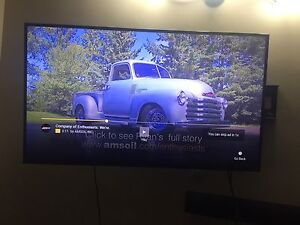 55 inch smart tv 6 months old