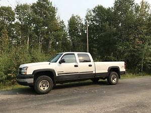 2006 Chevy 2500HD 6.0L