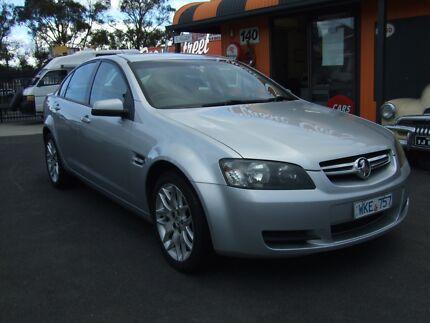 2008 Holden 60th Anniversary 40000 KM DUAL FUEL Commodore Sedan Frankston Frankston Area Preview