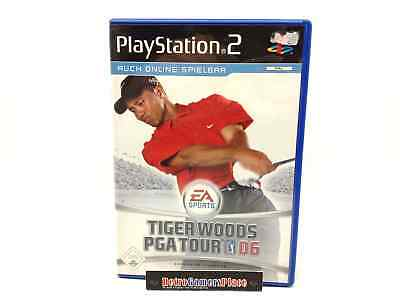 Tiger Woods PGA Tour 06--Sony PlayStation 2--PAL--B-Ware