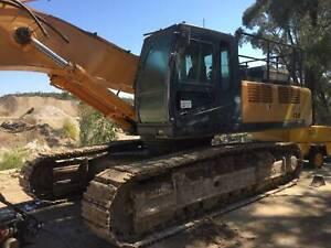Hyundai R450LC-7 Excavator Archerfield Brisbane South West Preview
