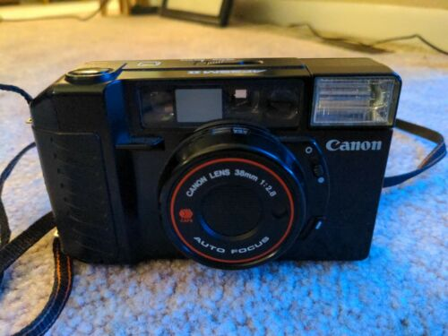 Canon AF35M II 35mm Point Shoot Film Camera  - $57.00