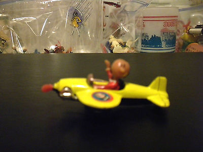 CORGI OLIVE OYL PLANE MADE IN GREAT BRITAIN KING FEATURES SYNDICATE VERY GOOD