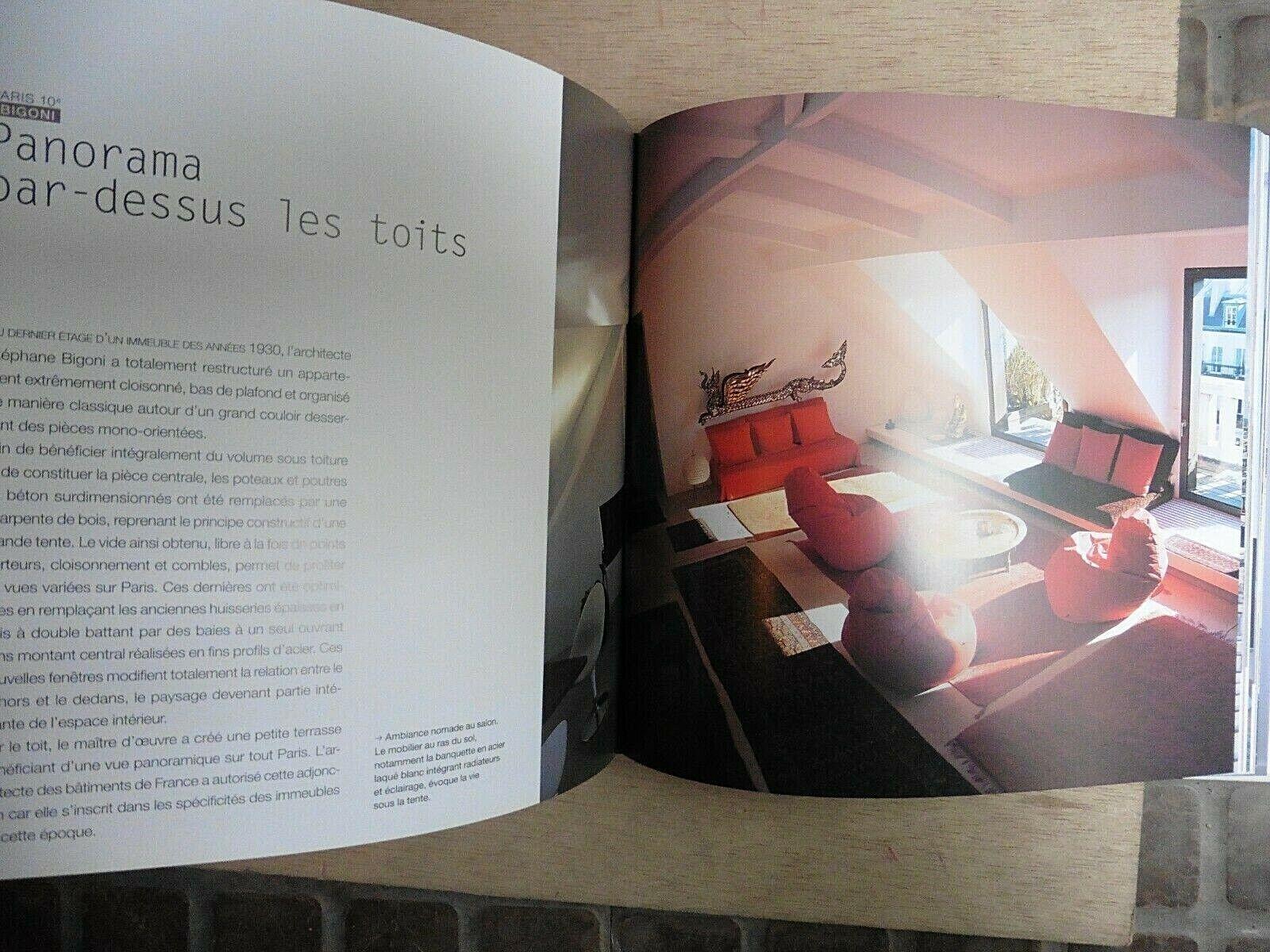 Appartements d'architectes a paris-comme neuf-ed parisgramme