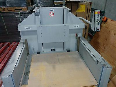 2005 Polar Paper Cutter Lift Ll-600-k-3 Air Board Lift