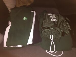 Bishop Ryan Uniform Lot!!!