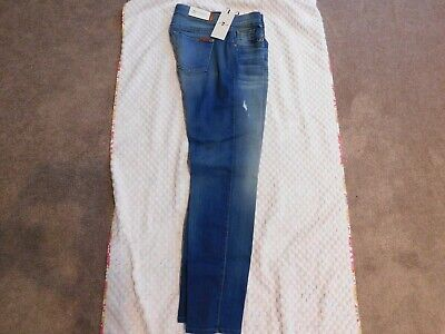 BNWT Womens 7 For All Mankind Relaxed skinny Girlfriend Fit jeans size 29