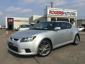 2011 Scion tC - 6SPD - LEATHER - PANORAMIC ROOF