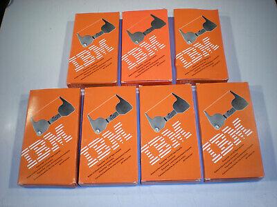 7 Ibm 1337765 Easystrike Lift Off Correction Tapes For Wheelwriter 356