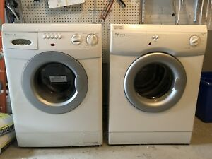 Washer and Dryer very good condition