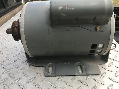 Huebsch Wascomat Speed Queen 32 Dg Dryer Motor Model 431275 115230 Volts