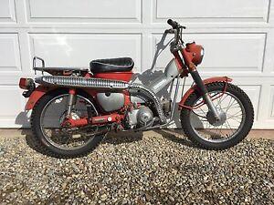 1970 Honda Trail CT90 Bike