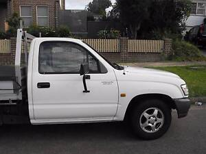 2004 Toyota Hilux Ute West Ryde Ryde Area Preview