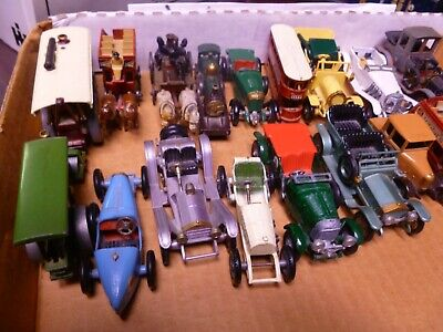 1:87 Scale- Matchbox- Lot of Models of Yesteryear Cars- NO BOX