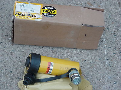 Enerpac Rc-104 Duo Series Hydraulic Cylinder 10 Ton 4 Stroke New