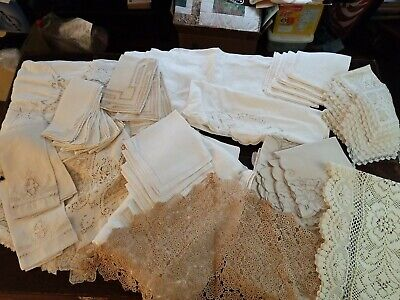 Other Antique Linens Lace