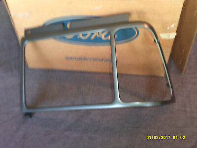 FORD 89,90,91 AEROSTAR LH headlamp door dark argent ORIG. FORD NOS