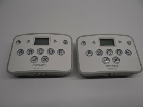 Dymo Mimio Vote Audience Response Unit ICD05-02 Lot of 2
