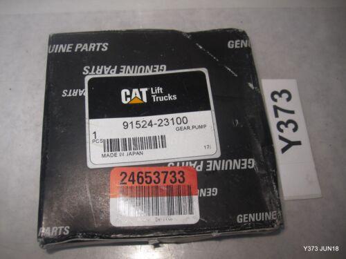 Gear 91524-23100 Pump Drive Gear Fits CAT Lift Trucks Made In Japan