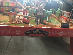 Chugginton Train Table London Ontario image 3