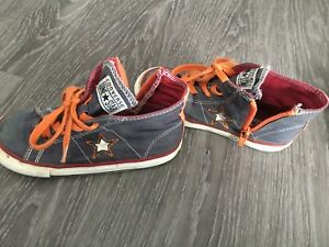 Little  One Star high tops