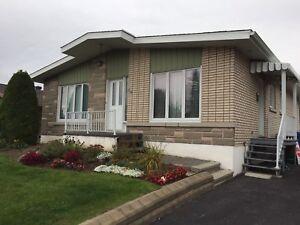 Charmant bungalow à vendre Sorel-Tracy