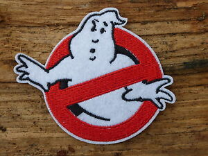 ECUSSON-PATCH-THERMOCOLLANT-aufnaher-toppa-GHOSTBUSTERS-fantomes-9-1cmx7-2cm