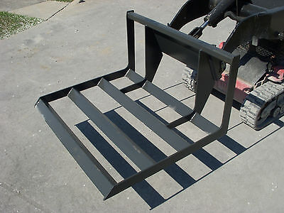 Toro Dingo Mini Skid Steer Attachment 42 Land Plane Carryall Level - Ship 149