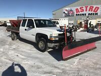 PLOW TRUCK WITH SANDER  Calgary Alberta Preview