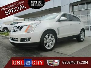 2015 Cadillac SRX Premium 3.6L V6 Engine, All Wheel Drive
