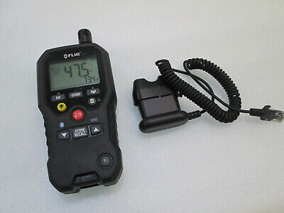 Flir Mr77 Pinless Moisture Meter With Sensor