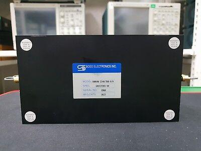 Sogo Electronics Japan - 2.14ghz Band Reject Filter S8msbr-2140t60-00