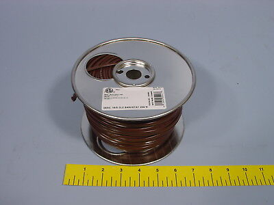 250 Coleman Cable 55305 Thermostat Barostat Wire 184 Brown Vinyl