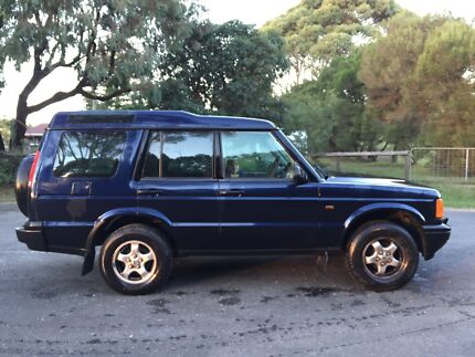 2000 Land Rover Discovery TD5 Wagon