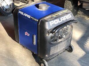 Génératrice polaris 3000 watt inverter  pareil Honda 3000is