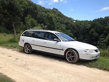 Commodore vx wagon 7 seater Mullumbimby Byron Area Preview