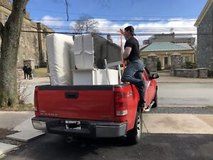 Truck for Hire! Moves, Deliveries, Junk Removal and MORE!
