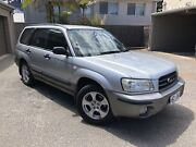 Subaru Forester XS 2002 Glenelg South Holdfast Bay Preview