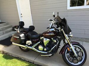 For sale (mint) Yamaha V-Star